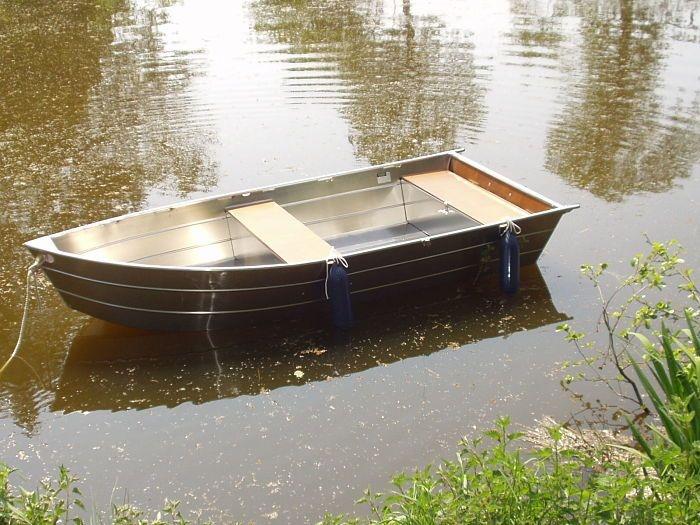 Barca da pesca - Barca in alluminio - Accessori per barche (4)