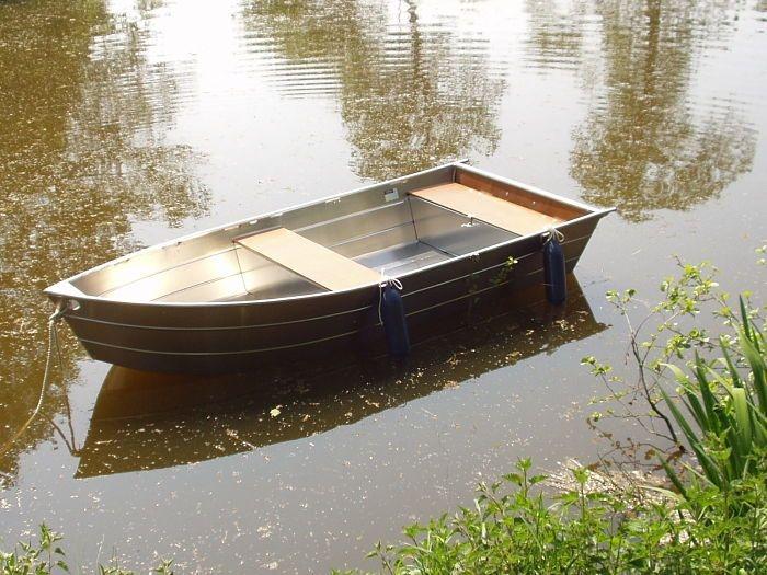 Barca da pesca - Barca in alluminio - Accessori per barche (5)