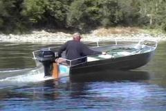 barche pesca in alluminio Fondo piatto (1)