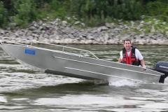 barche pesca in alluminio Fondo piatto (16)