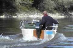 barche pesca in alluminio Fondo piatto (18)