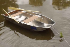barca saldata
