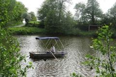 Barca in alluminio - Sun bimini (11)