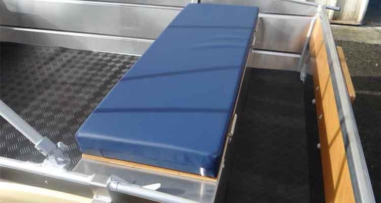 barche in alluminio