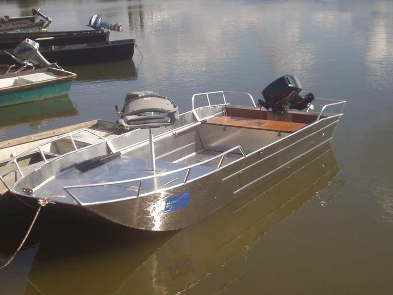 Barca in alluminio (11)