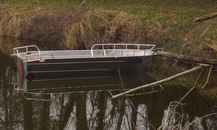 Barca in alluminio (14)
