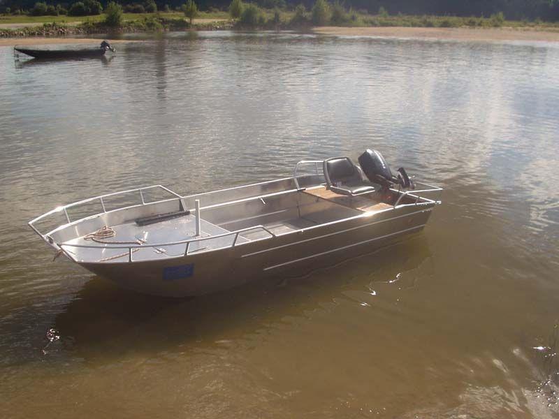 Barca in alluminio (24)