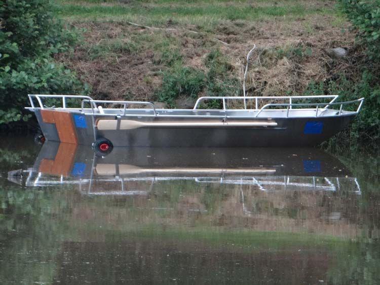 Barca in alluminio (3)