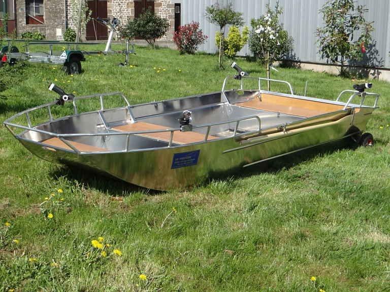 Barca in alluminio (4)