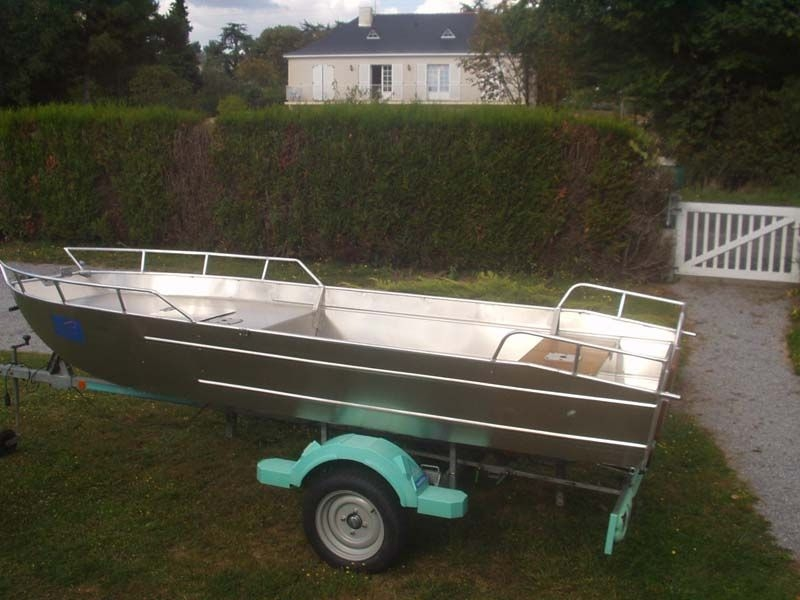 Barca in alluminio (9)