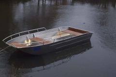Barca in alluminio (1)