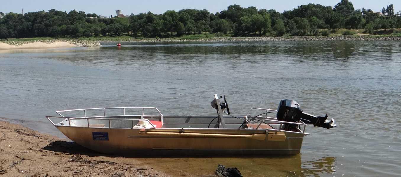 Barca-in-alluminio
