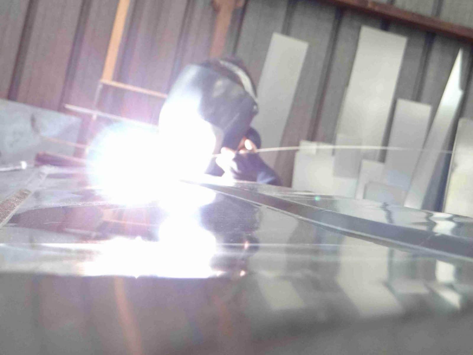 Designer da barca pesca alluminio