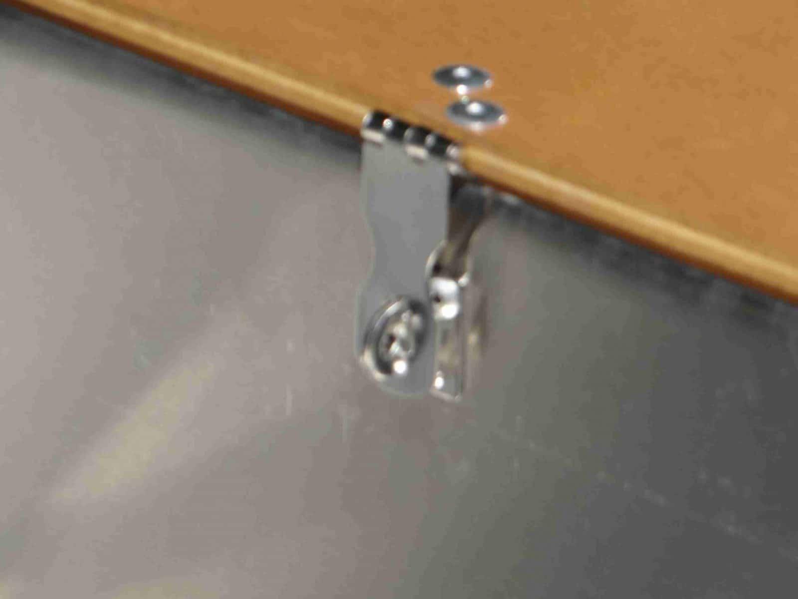 Peschereccio in alluminio leggero