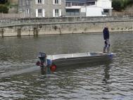 barche da pesca stabile