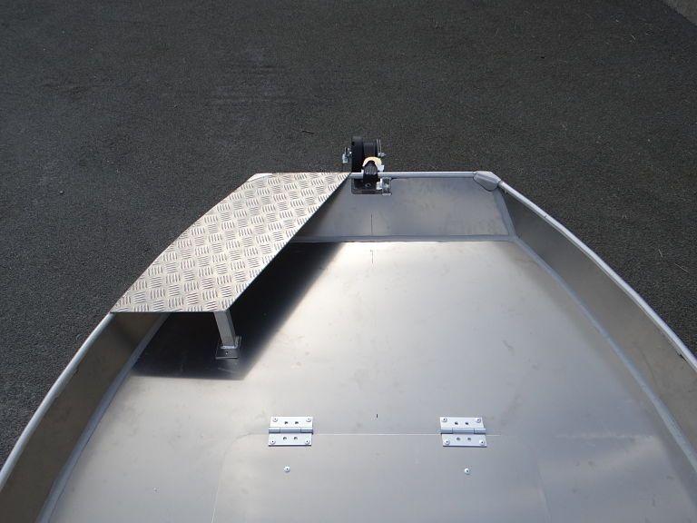 Peschereccio di alluminio (1)