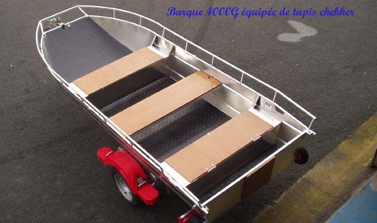 Barca da pesca di alluminio (1)