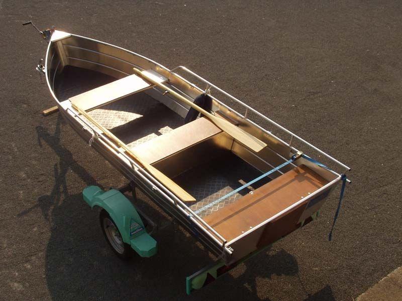 Barca da pesca di alluminio (13)