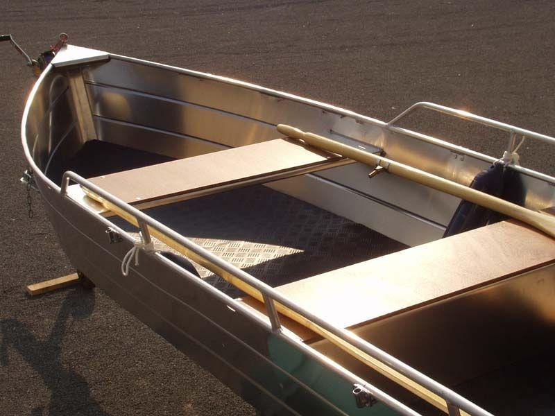 Barca da pesca di alluminio (14)