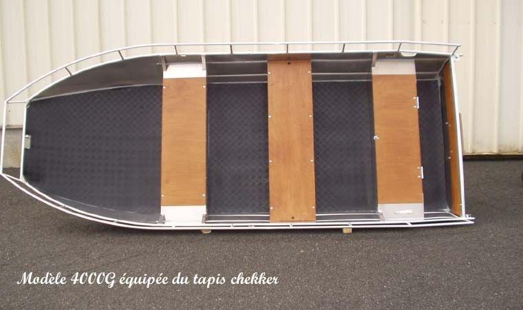 Barca da pesca di alluminio (15)