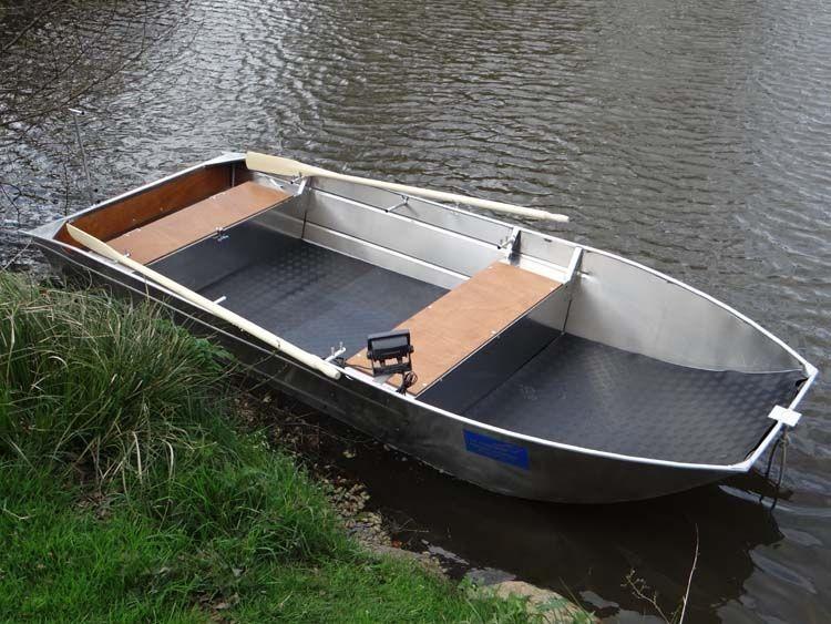 Barca da pesca di alluminio (17)