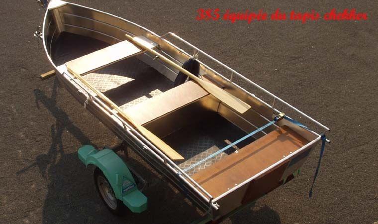Barca da pesca di alluminio (19)