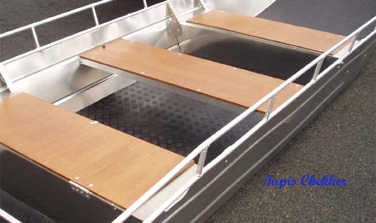 Barca da pesca di alluminio (21)
