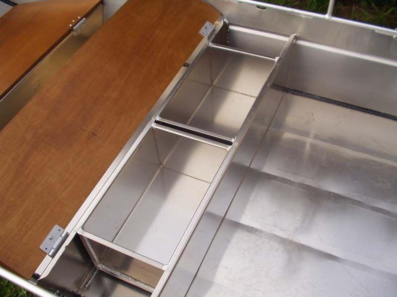 Peschereccio di alluminio (20)